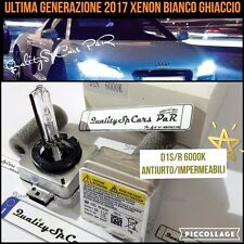 2 Lampadine XENON D1S AUDI R8 v BIXENON fari HID 6000K RICAMBIO BIANCO ghiaccio
