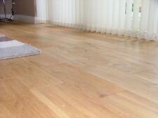Engineered Wood Flooring Lacquered Oak Floor Wide Real Wooden Hardwood