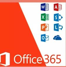 Office 365 Professional Plus 2016 Lifetime Subscription 5 DEVICES +1TB