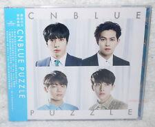 CNBLUE Puzzle 2016 Taiwan Ltd CD+DVD (Ver.B) Japanese Lan.