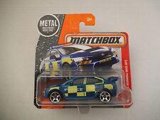 Matchbox 60/125  15 Subaru WRX STI *UNOPENED*
