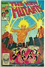 NEW MUTANTS#12 FN/VF 1984 MARVEL COMICS