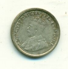 Canada 5 cents 1915 F/VF