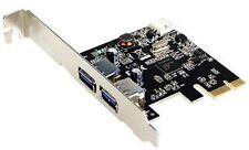 Dynamode Usb-2pci-3.0 Interface Card, 2 porta PCI-E, Usb3.0