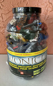 Bionicle Ultimate Creatures Accessory Lot Special Edition Lego 6638 *INCOMPLETE*