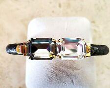 VTG Manelli, Florence, 24K Gold Plated, Leather, Bracelet