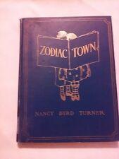 Zodiac Town, Nancy Byrd Turner