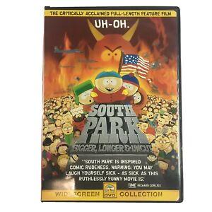 South Park: Bigger, Longer Uncut Region 1 DVD