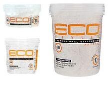 ECO Styler Krystal Clear Hair Gel Professional UV Protection Styling CLEAR Gel
