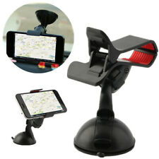 360° Car Windshield Suction Cup Mount Stand Holder for Mobile Phone GPS Navi UK