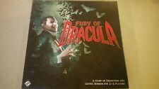 Fury of dracula third edition board game FFG OOP