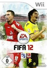 Nintendo Wii +Wii U FIFA 12 Fussball Deutsch Neuwertig