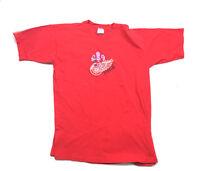 Detroit Red Wings Octopus Coca-Cola Classic Red T-Shirt AllSport Men's XL