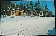 1960s Cabins at Camp High Falls, south of Goose on Hwy. 17, Wawa Ontario Canada