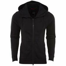 Jordan Sportswear Wings Fleece Men's Full Zip Hoodie Black 860196-010