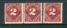 Scott #J32 Postage Due Mint Stamps  (Stock #J32-13)
