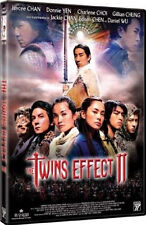 16792 // THE TWINS EFFECT 2 JACKIE CHAN DVD NEUF