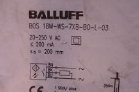 NEW BALLUFF BOS 18M-WS-7XB-BO-L-03 SENSOR