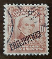 PHILIPPINES STAMP #233  used hinged.
