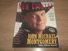 NEW COUNTRY MAGAZINE JUNE 1995 JOHN MICHAEL MONTGOMERY / WADE HAYES / 4 RUNNER