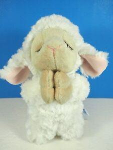 Ganz Plush White Praying Lamb