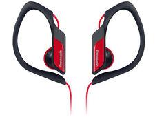Panasonic RP-HS34E Ear-hook Headphones - Red