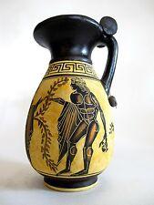 Griechische Ton Vase Handarbeit Replika von 450 BC Classical Zeitepoche