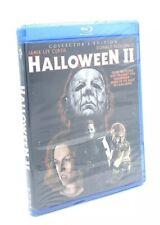 Halloween II (Blu-ray Disc, 2012, 2-Disc Set, Scream Factory Collectors Ed.) NEW