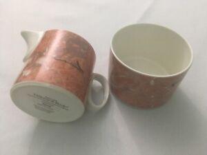 Villeroy & Boch Siena Creamer & Trinket Cup