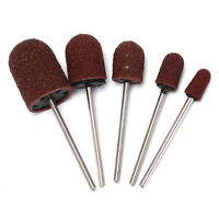 Remove Calluses Nail Art Sanding Caps For Pedicure Electric Nail Drill MachineBS