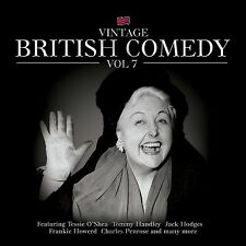 Vintage British Comedy Vol 7 CD New & Sealed Handley O'Shea Hodges Penrose etc
