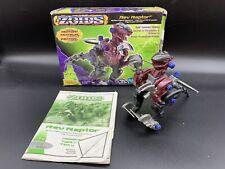 Hasbro Zoids Rev Raptor #027 1/72 Scale Complete Assembled