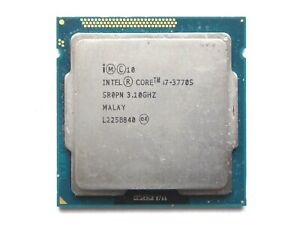 i7-3770S - INTEL CORE | SR0PN | 3.10GHz | 8MB | 4Core | LGA1155