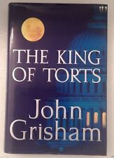 THE KING OF TORTS by JOHN GRISHAM (2003) 1st EDITION HCDJ Like New!