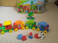 Lego Duplo Number Train learn to count