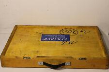 Efradur 38-00 Tungsten Carbide Knives Cutter pair