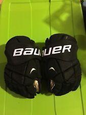 Pro Stock Bauer Vapor Apx Pro Hockey Gloves Pro Return Krejci Boston Bruins