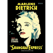 Shanghai Express (Rimasterizzato In Hd)  [Dvd Nuovo]