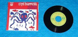 Syd Barrett (Pink Floyd) OCTOPUS 7° Limited 100 copy