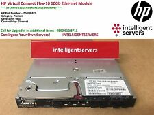 HP Virtual Connect Flex-10 10Gb Ethernet Module * 455880-B21 *