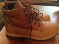 Timberland Tan Boots Men's Size 5