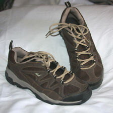 Everlast Sport Hiking Trail Athletic Shoes Brown Size 9M Memory Foam