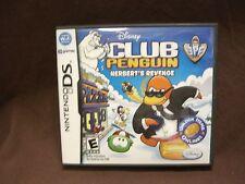 Disney Club Penguin Herbert's Revenge For Your Nintendo DS Game Tested
