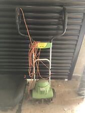 garden tiller rotavator