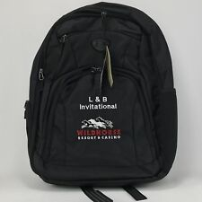 BURTON BACKPACK Black Sport School Travel Laptop Pack Bag NEW with TAGS