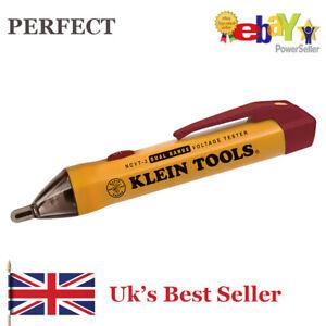 Klein Tools Dual Range Non-Contact Voltage Tester NCVT-2