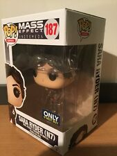 MIB Funko Pop! Games 187 Mass Effect Andromeda Sara Ryder (N7) Only At Best Buy