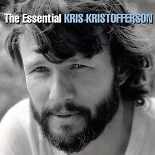 Kris Kristofferson - Essential Kris Kristofferson [New CD] Rmst