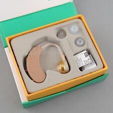 Prothèse Auditive Appareil Amplificateur Auditif Contour Oreille Réglable F-138