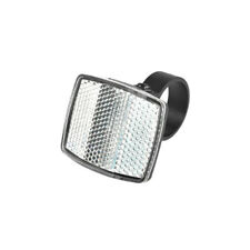 1Pc Plastic Bicycle Front Rear Reflector Bike Reflective Len Cycling Accessories